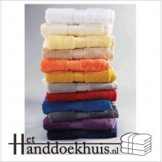 Handdoek 50 x 100cm (luxe 600 gr/m2) zonder logo