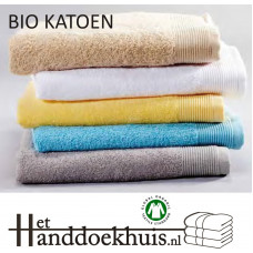 Handdoek 50 x 100cm BIOKATOEN (450 gr/m2 )