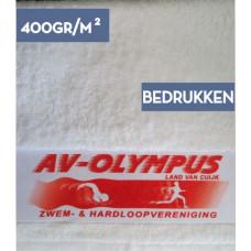 Handdoek 50 x 100 (400gr/m2) incl. Sublimatie print